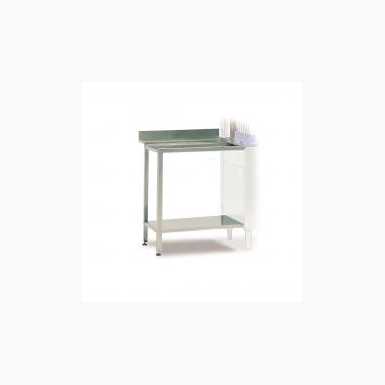 Side table for Sammic Pass Through Dishwasher PXS 1310032