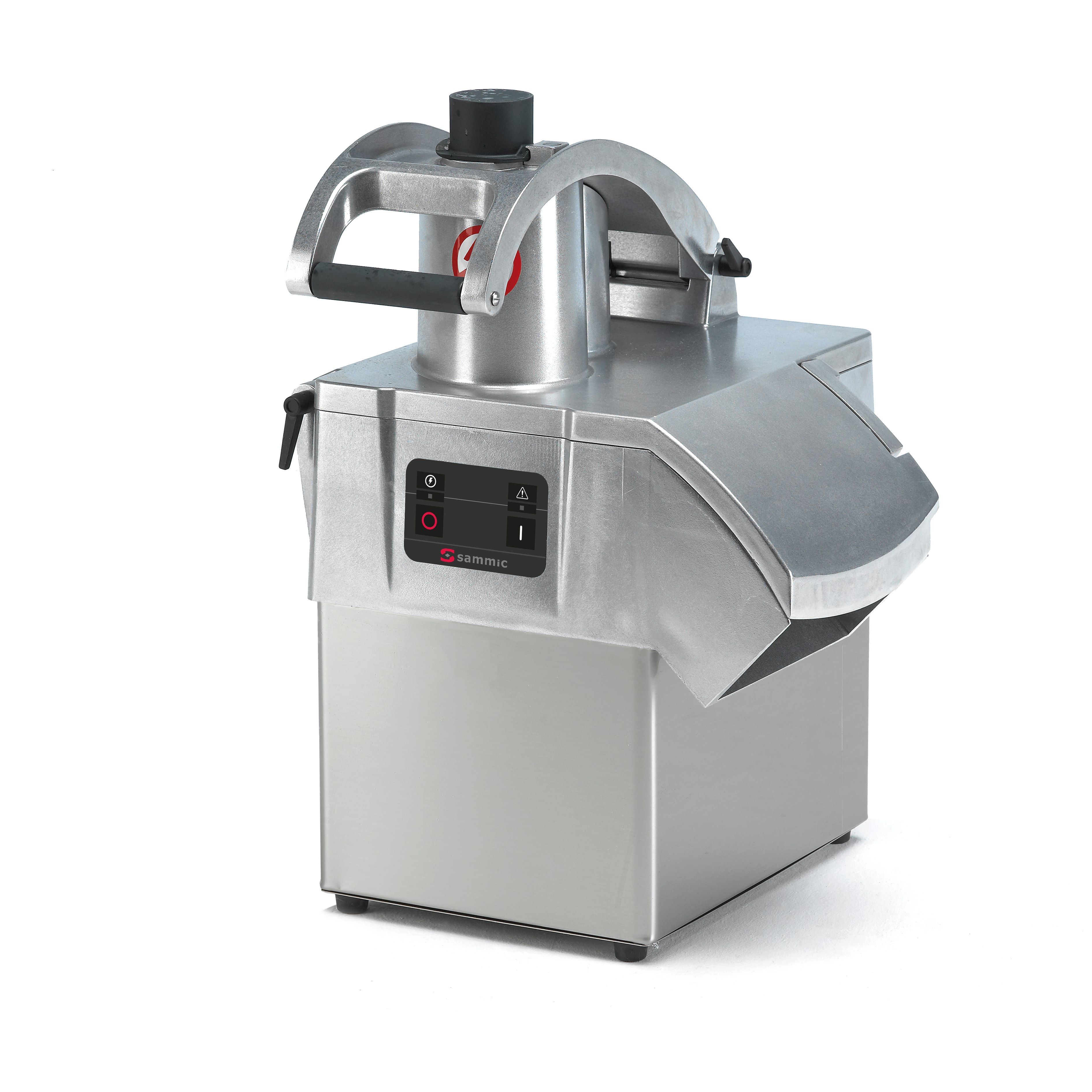 Sammic CA-31 Veg-Prep Machine + Disc Package (6) 1050700/6
